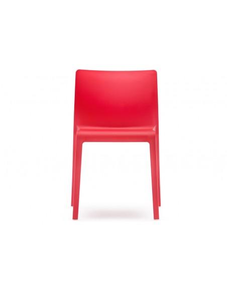 Стул PEDRALI VOLT 670 красный
