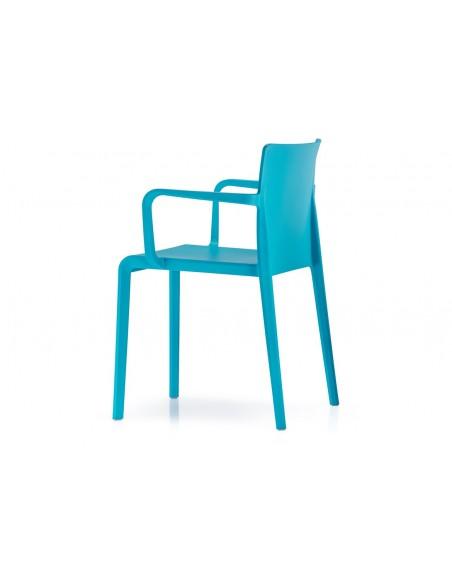 Стул PEDRALI VOLT 675 голубой