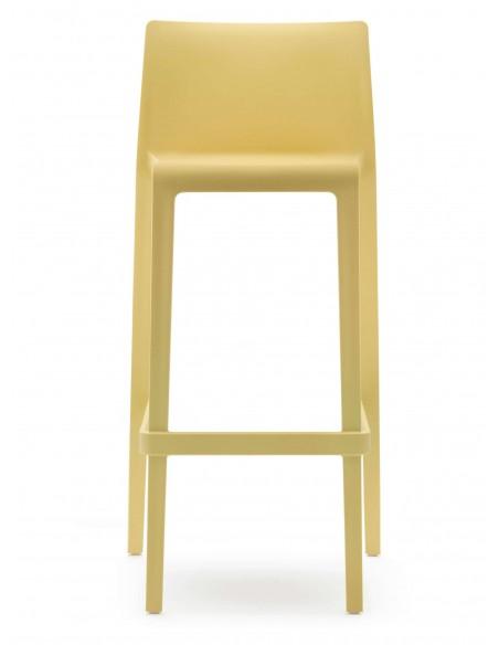 Стул барный PEDRALI VOLT 678 желтый
