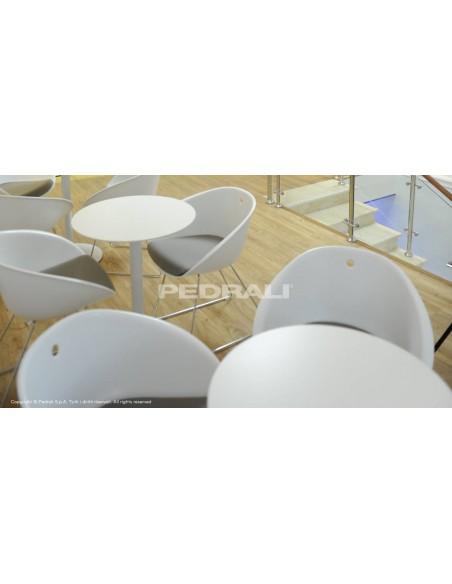Стул PEDRALI GLISS 920 белый