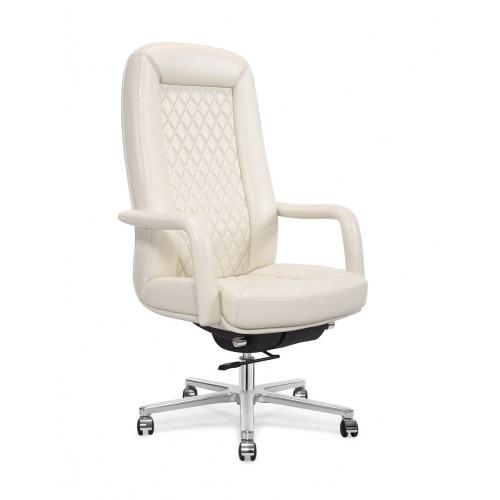 Кресло MY-6083 для руководителя, кожаное