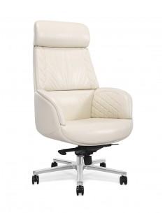 Кресло MY-6085 для руководителя, кожаное
