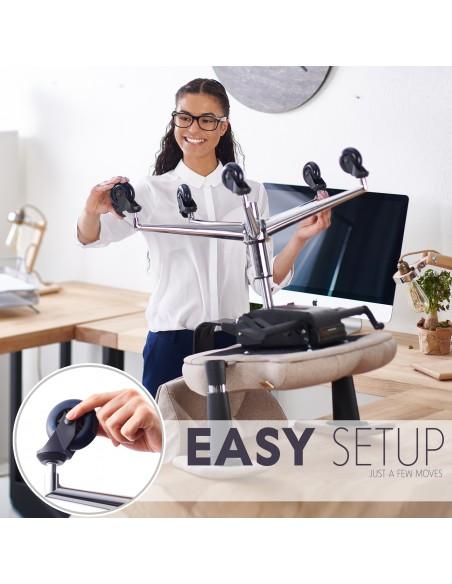 Колеса для офисного кресла STEALTHO Magic Office Chair Caster Wheels
