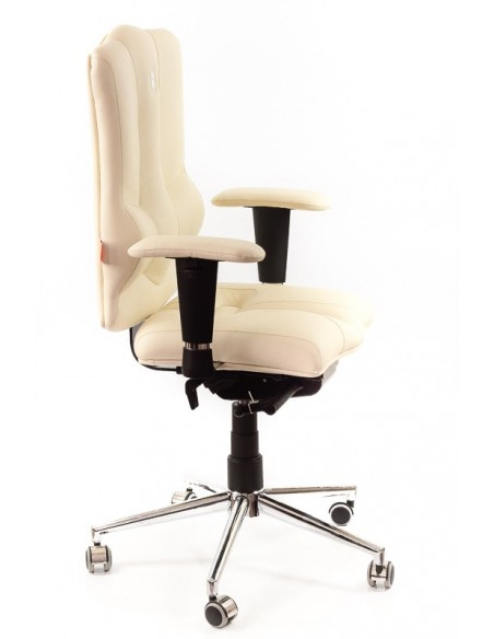 Кресло для оператора, ортопедическое Kulik System Elegance песочное