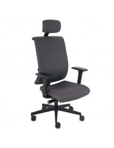 Кресло GROSPOL BT HD BLACK...