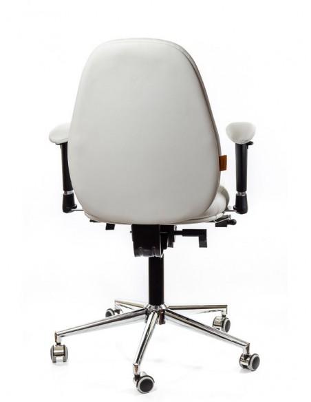 Кресло для оператора, ортопедическое Kulik System Сlassic белое