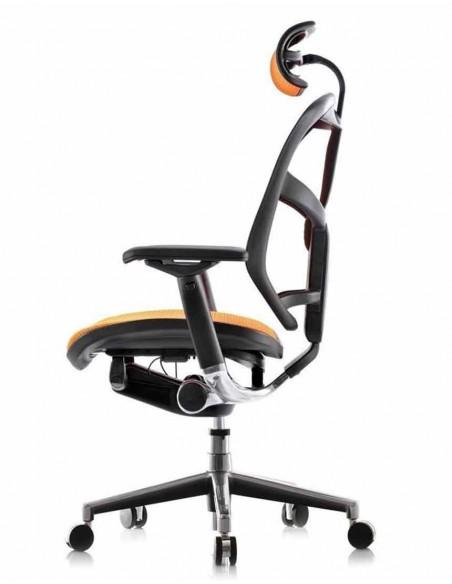 Кресло COMFORT SEATING ENJOY (EJE-HAM) компьютерное, оранжевое