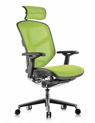 Кресло COMFORT SEATING ENJOY (EJE-HAM) компьютерное, салатовое