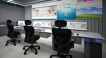 Новая диспетчерская для сектора здравоохранения в Израиле, источник Room Dimensions.